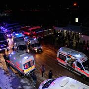 Ankara'da Yüksek Hızlı Tren ile kılavuz tren çarpıştı! Vali korkunç bilançoyu açıkladı