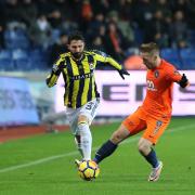 Başakşehir Fenerbahçe maçı fotoğrafları