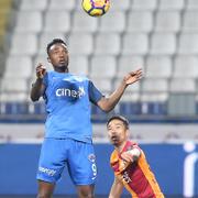 Kasımpaşa Galatasaray maçı fotoğrafları