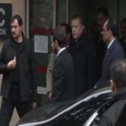 İşte Erdoğan'ın Kadir Mısıroğlu ziyaretinin fotoğrafı