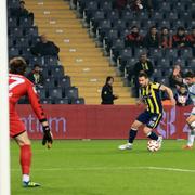 Fenerbahçe Giresunspor maçı fotoğrafları