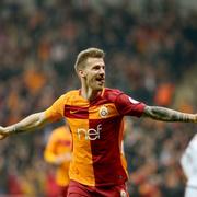 Galatasaray-Konyaspor maçı fotoğrafları