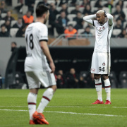 Beşiktaş Gençlerbirliği maçı fotoğrafları