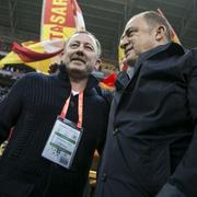 Galatasaray Konyaspor maçı fotoğrafları