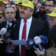 'Sağı solu yakıp yıkmak istemiyoruz' diyen taksicilere büyük tepki!