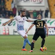 Akhisarspor Trabzonspor maçı fotoğrafları