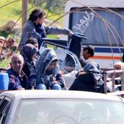 Afrin'den kaçıyorlar! Siviller için 2 kapı açıldı...