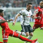 Beşiktaş  Bayern Münih maçı fotoğrafları