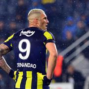 Fenerbahçe Akhisaspor maçı fotoğrafları