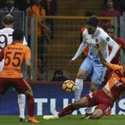 Galatasaray Trabzonspor maçı fotoğrafları