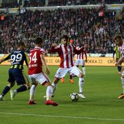 Fenerbahçe Sivasspor maçı fotoğrafları