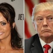 Trump'a büyük şok! Kozlar eski Playboy modelinin elinde