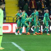 Kayserispor Fenerbahçe maçı fotoğrafları
