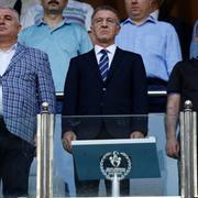 Antalyaspor Trabzonspor maçı fotoğrafları