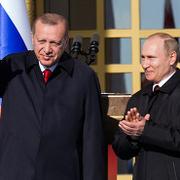 Akkuyu Nükleer Santrali'nin temeli böyle atıldı! Erdoğan ile Putin...
