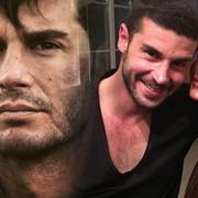 Berk Oktay Merve Şarapçıoğlu'nun yine çıplak fotoğrafları sızdı skandal görüntüler