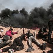 İsrail terör estiriyor! Gazze'de Cuma günü katliamı...