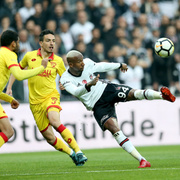 Beşiktaş Göztepe maçı fotoğraları