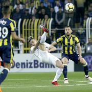 Fenerbahçe Osmanlıspor maçı fotoğrafları