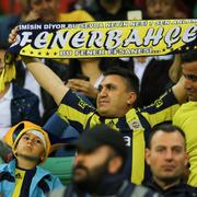 Akhisarspor Fenerbahçe maçı fotoğrafları