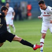 Osmanlıspor - Beşiktaş maçı fotoğraları