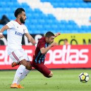 Trabzonspor - Karabükspor maç fotoğrafları