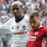 Beşiktaş Sivasspor maçı fotoğrafları