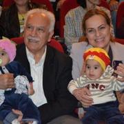 Doğu Perinçek'in eşi ve çocukları kimdir? Öcalan ile 'derin' mazisi...