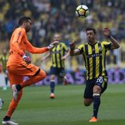 Fenerbahçe - Bursaspor maçı fotoğrafları