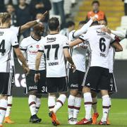 Beşiktaş-Kayserispor maçı fotoğrafları