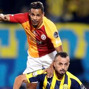 Ankaragücü Galatasaray maçı fotoğrafları