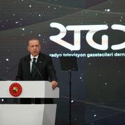 Recep Tayyip Erdoğan  ödül törenine katıldı