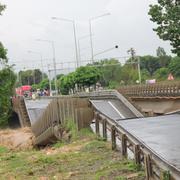30 yıldır böylesi görülmedi! Ordu'yu sel vurdu 7 köprü yıkıldı dehşet görüntüler var