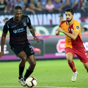 Trabzonspor Galatasaray maçı fotoğrafları