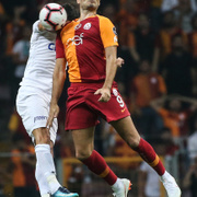 Galatasaray-Kasımpaşa maçı fotoğrafları