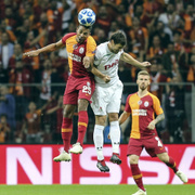 Galatasaray-L.Moskova maçı fotoğrafları