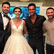 Survivor'ın yıldızı Merve Aydın evlendi!