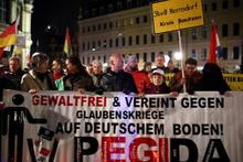 Almanya'da yabancı ve İslam karşıtı gösteri