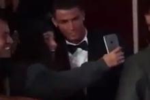 Ronaldo'da selfie rekoru