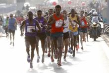 37. İstanbul Maratonu'ndan enfes kareler