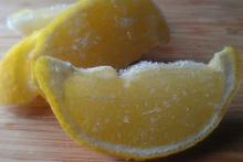 Donmuş limon mucizesi! 10 kat fazla vitamin