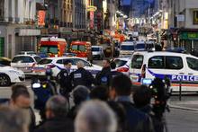 Paris'teki son operasyondan kareler