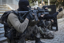 Nusaybin'deki terör operasyonundan kareler