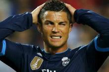 Ronaldo'nun apaçi pozu olay oldu