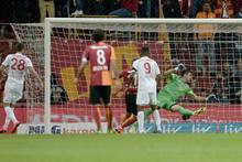 Galatasaray-Antalyaspor maçının fotoğrafları