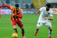Kayserispor - Kasımpaşaspor maçının fotoğrafları