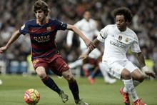 Real Madrid – Barcelona maçının fotoğrafları