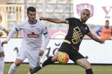 Osmanlıspor Çaykur Rizespor maçı fotoğrafları