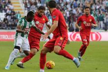 Konyaspor - Eskişehirspor maçının fotoğrafları