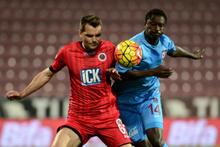 Trabzonspor - Gençlerbirliği maçının fotoğrafları